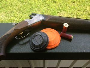 Clay Pidgeon Shoot - 2018 @ Wallers Ash Gun Club | South Wonston | England | United Kingdom